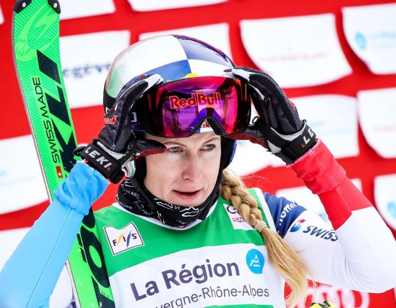 Fanny Smith, ski cross