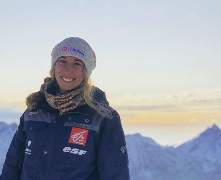 Chloé Trespeuch, snowboard, snowboardcross