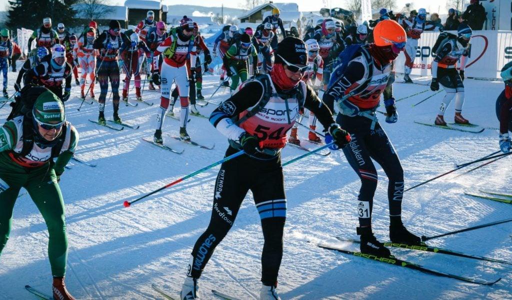 Marie Kromer, Birkebeiner, Birkebeinerrennet, ski de fond