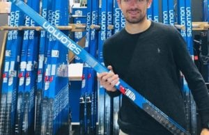 Antoine Collomb-Patton, ski de fond, handisport, Salomon