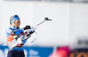Dorothea Wierer, biathlon, Antholz