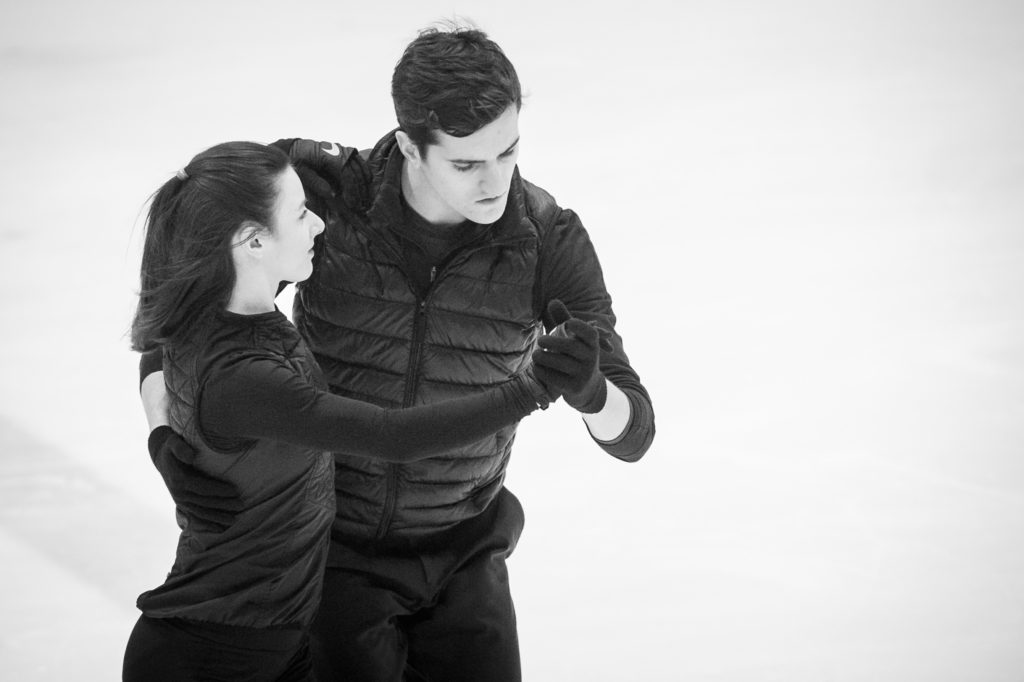 Marie-Jade Lauriault, patinage artistique, Romain Le Gac