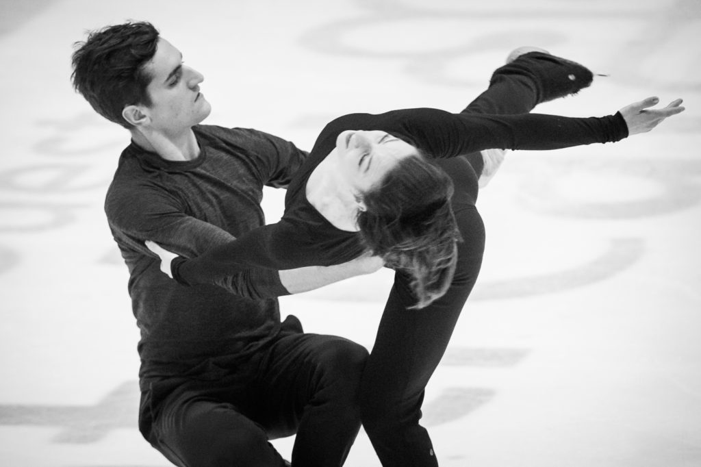Marie-Jade Lauriault, patinage artistique, Romain Le Gac