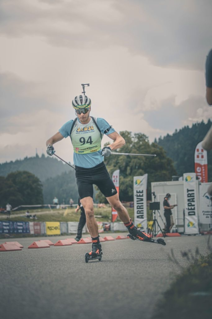 biathlon, La Féclaz, Summer Tour
