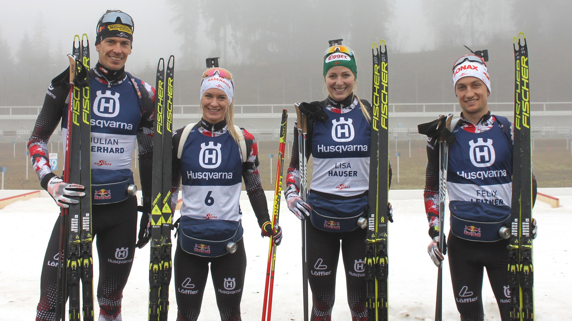 biathlon, Obertilliach, Felix Leitner, Lisa Hauser, Julian Eberhard