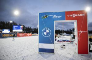 Biathlon, Kontiolahti
