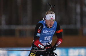 Johannes Thingnes Boe, biathlon, Kontiolahti