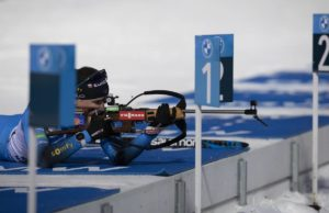 Julia Simon, Kontiolahti, biathlon