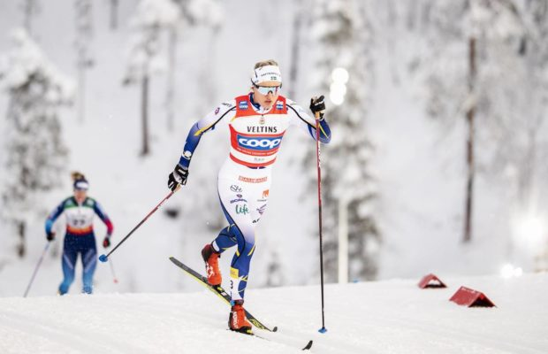 Linn Svahn, Ruka, ski de fond