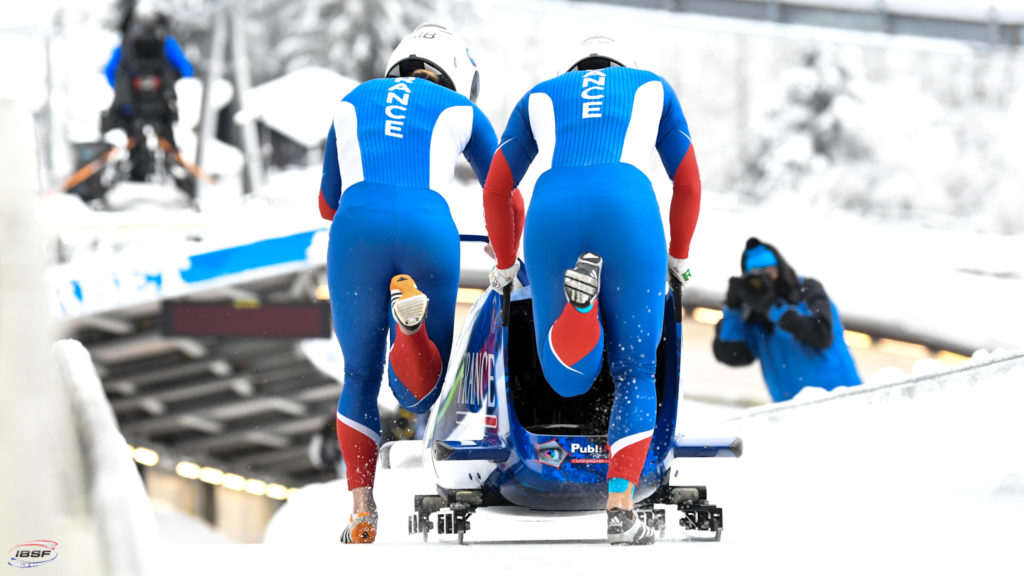 Sandie Clair, bobsleigh, Margot Boch