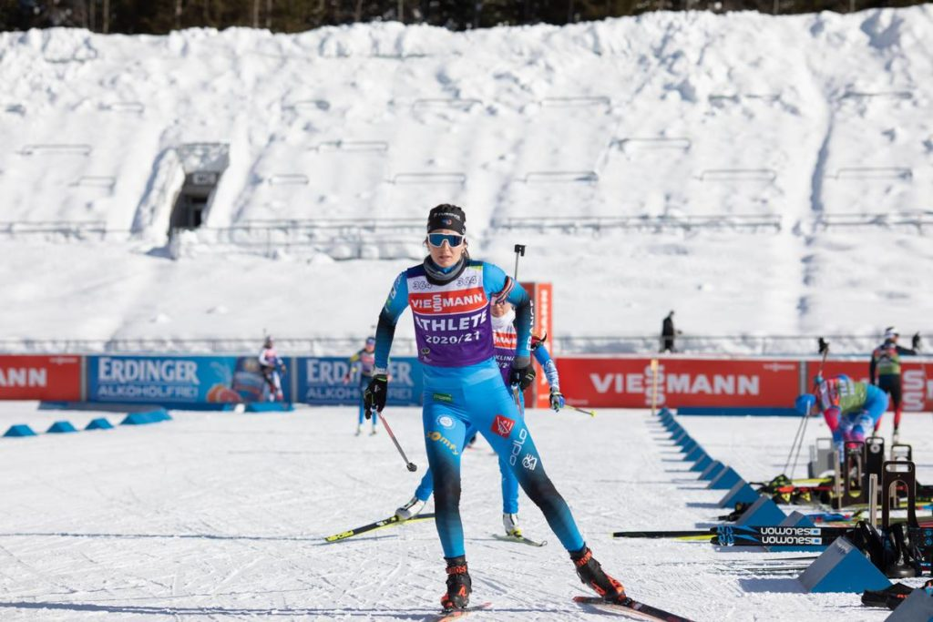 Chloé Chevalier, biathlon, Antholz