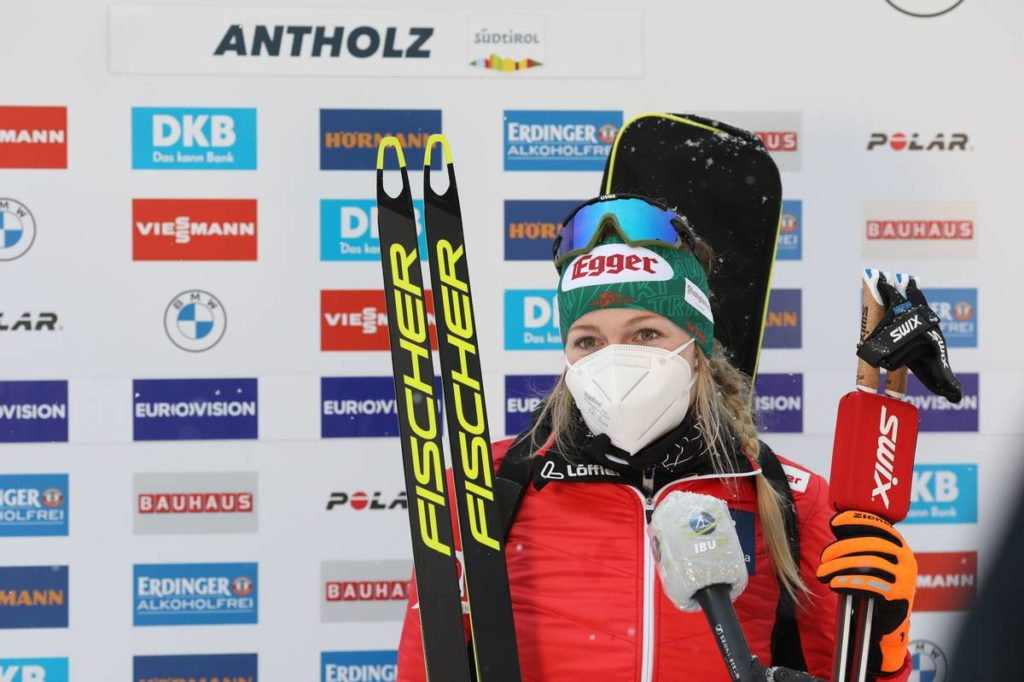 Lisa Theresa Hauser, biathlon, Antholz