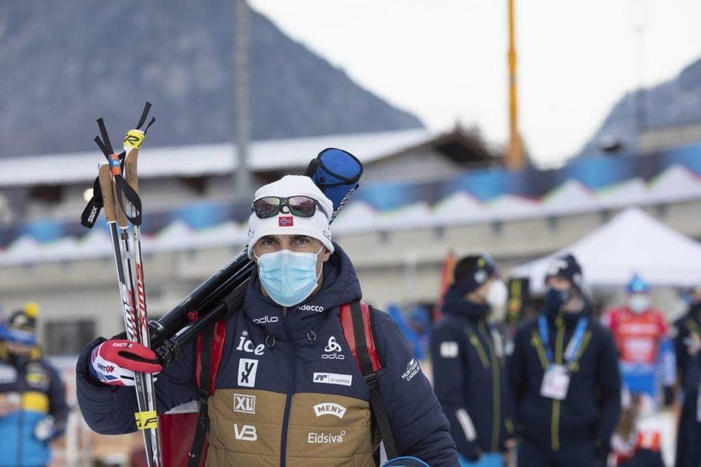 Siegfried Mazet, biathlon, Antholz