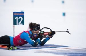 Julia Simon, biathlon, Antholz