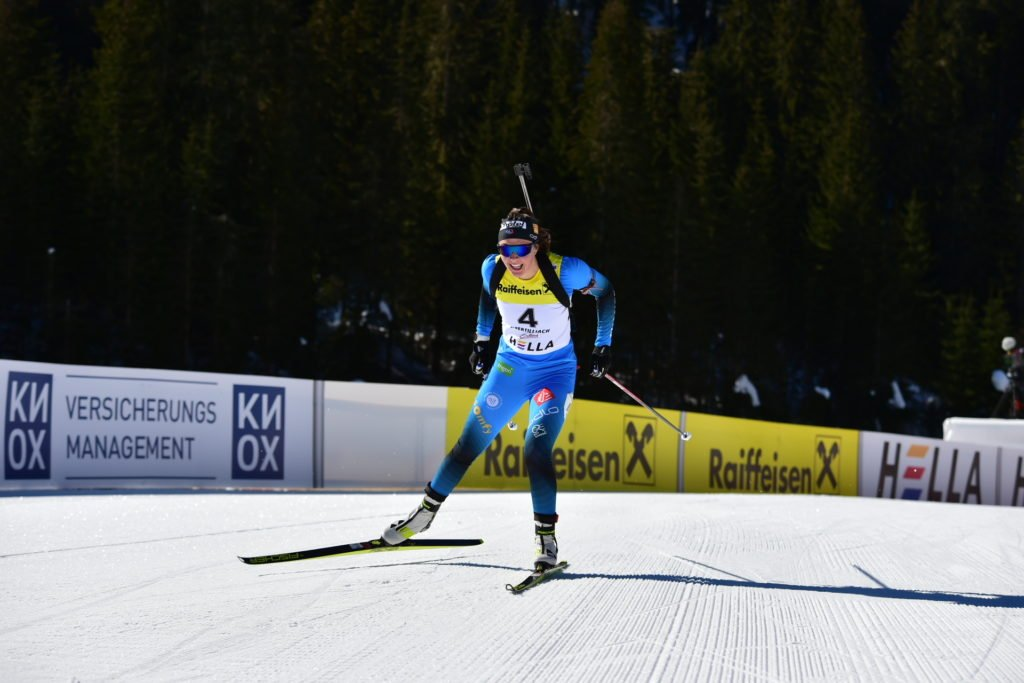 biathlon Camille Bened Obertilliach 2021 - NordicFocus