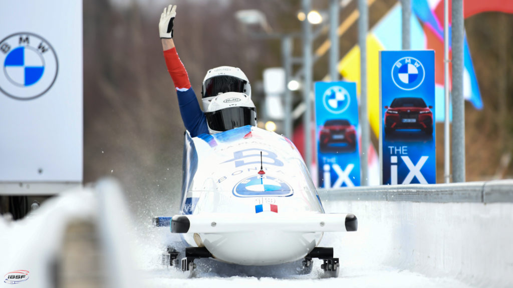 Margot Boch, bobsleigh, Altenberg, Carla Sénéchal