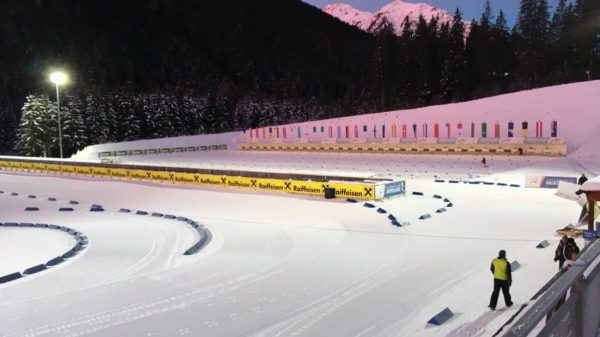 Obertilliach, biathlon, IBU Cup