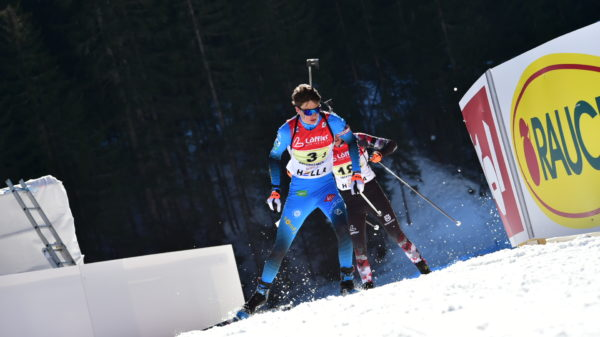 Eric Perrot, biathlon, Obertilliach