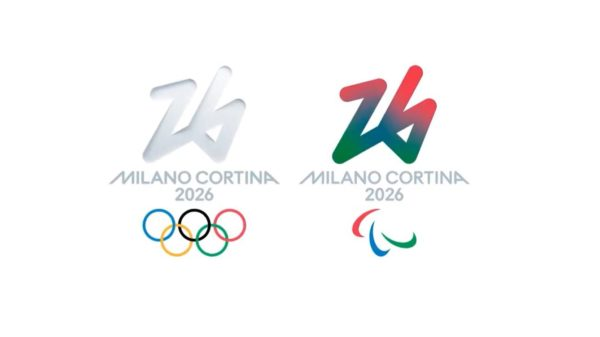 Milan Cortina 2026, logo, Jeux olympiques, Jeux paralympiques