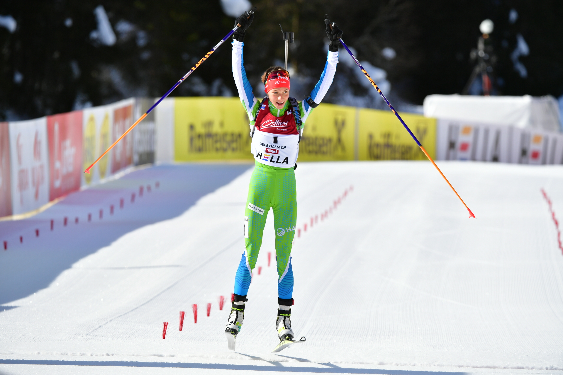 REPINC Lena biathlon Obertilliach 2021