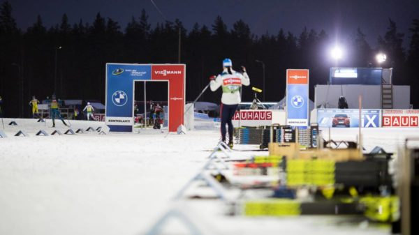 Kontiolahti, biathlon