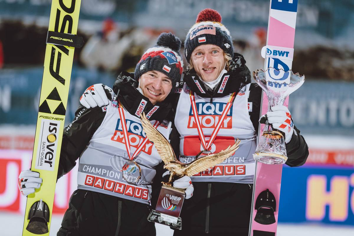 Ski leaping: Kamil Stoch and Dawid Kubacki is not going to soar in Courchevel |  Nordic Magazine |  N ° 1 Biathlon